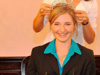 Die Badische Weinkönigin heißt Katja Bohnert