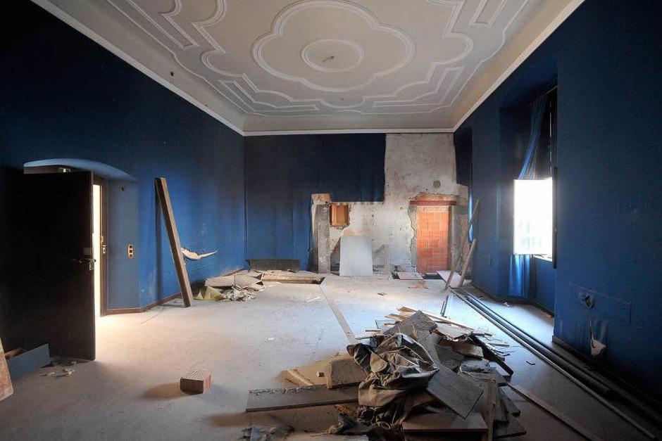 Die Spannung steigt: Im Februar 2010 wird das Augustinermuseum eröffnet. (Foto: Michael Bamberger)