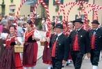 Fotos: Das Kreistrachtenfest in H�g-Ehrsberg