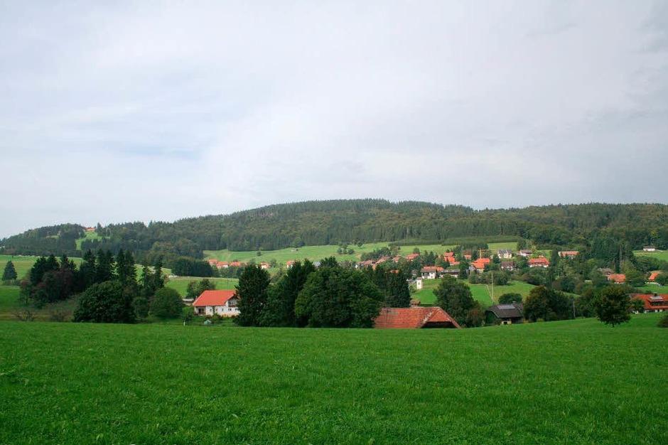 Standort Altenschwand: vor dem Bau (Foto: bz)