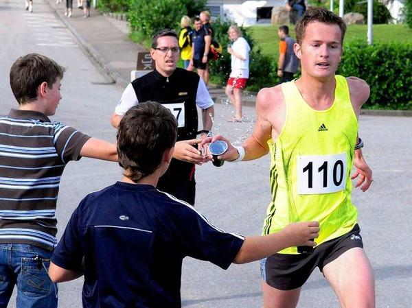 Zweiter Sommerlauf de DJK Oberschopfheim