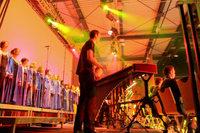 Fotos: ORSO spielt in Freiburg