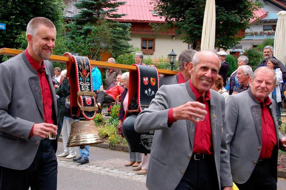 <Bildtext>Klingt gut: Männergesangverein Wieden </Bildtext> (Foto: Karin Maier)