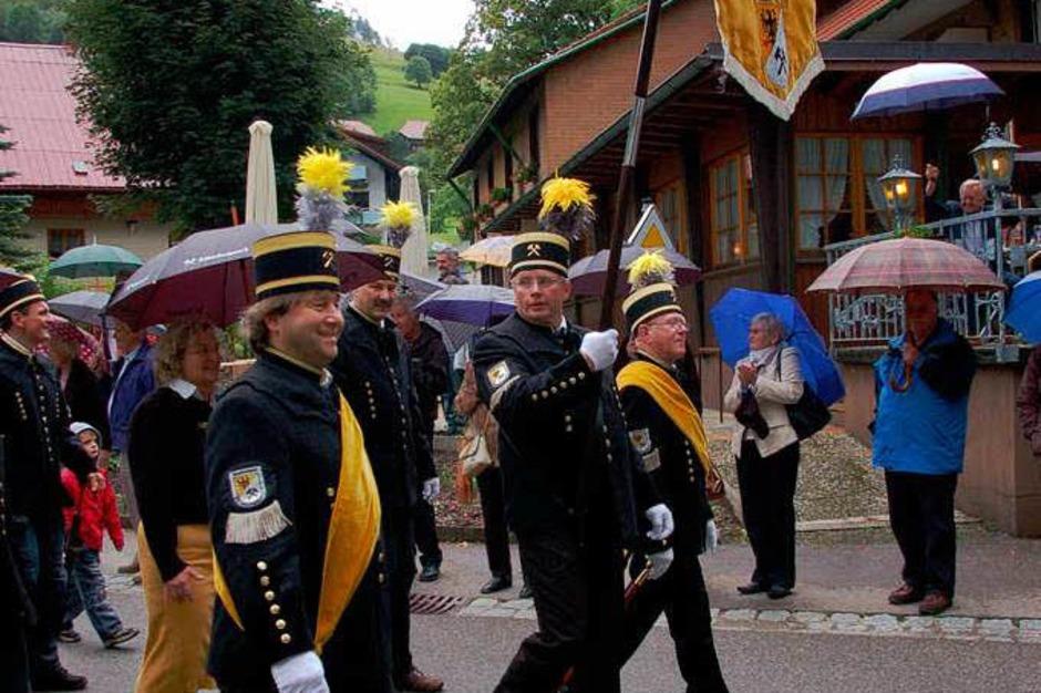 Stollengemeinschaft der historischen Bergwerke Neubulach. (Foto: Karin Maier)