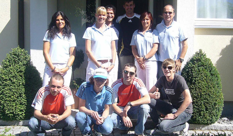 Die russische Nationalmannschaft der S...fit für den Sommer-Grand-Prix machen.   | Foto: ZVG