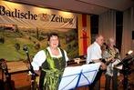 Volksliedersingen in Freiamt