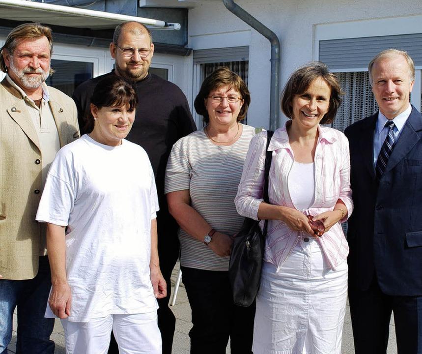 Peter Weiß Haus: Altenpflege Im Ländlichen Raum