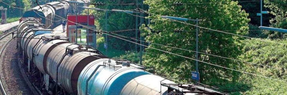 Der Ausbau der Rheintalbahn