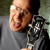 Fotos: Gitarrenpionier Les Paul ist tot