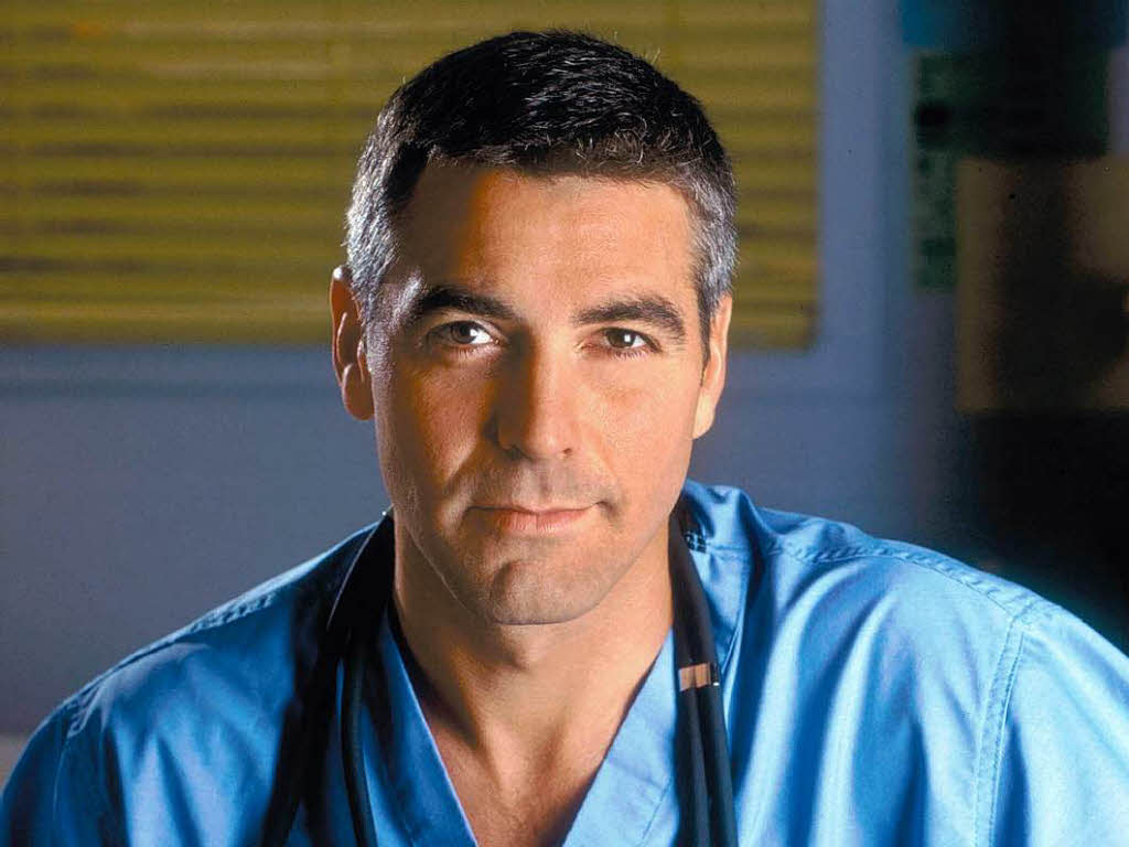 Dr Douglas Ross In Emergency Room