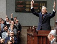 KALENDERBLATT '89: Mazowiecki soll es richten