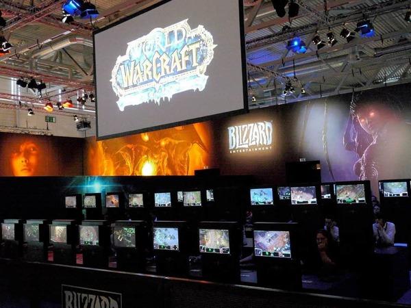 World of Warcraft: Das bislang größte und erfolgreichste Online-Spiele durfte natürlich auch nicht fehlen
