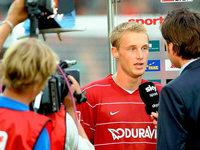 Dutt: Gegen Leverkusen sind 3 Punkte drin