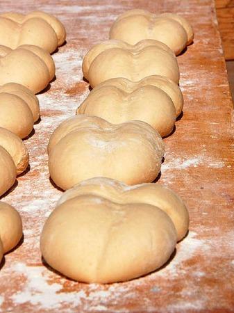 Schnecke-Fescht Pfaffenweiler mit Brauchtumsschau.