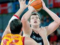 Zu angespannt: Deutsche Basketballer erleben ein Debakel
