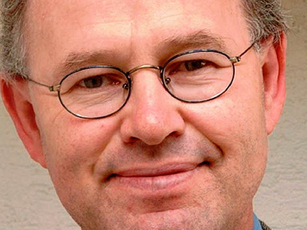 Grenzach-Wyhlen: BZ-Interview mit <b>Alfred Klassen</b>: &quot;Die Kirche darf nicht <b>...</b> - 19586218