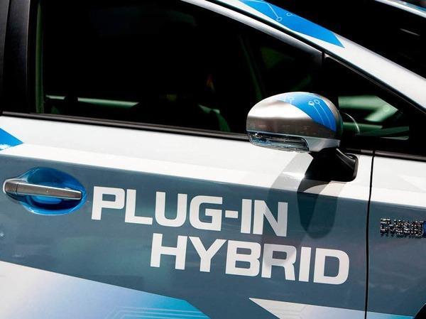 Plug-in-Hybrid oder auch Steckdosenhybrid genannt