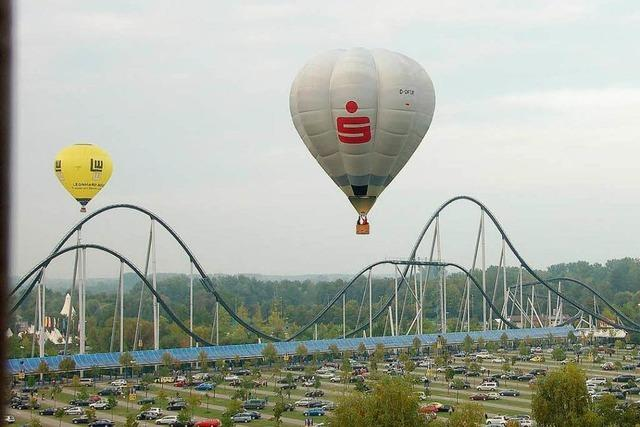 Fotos: Das Ballonfestival in Rust