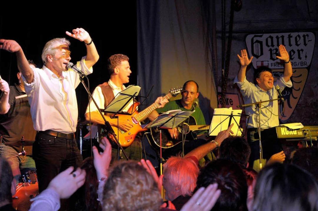 Die BZ-Band  | Foto: Thomas Kunz