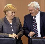 GRENZGÄNGER: Angela und Frank-Walter trauen sich
