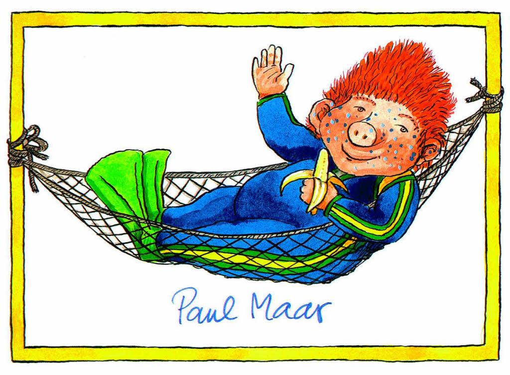 Trefft den Autor vom Sams - Neues für Kinder - Badische ...