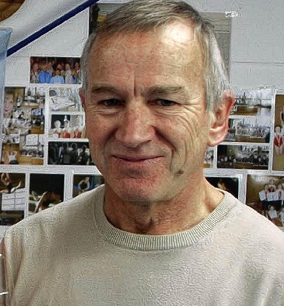 <b>Klaus Geiger</b> gehört zu dem Organisationsteam, das das Oktoberfest des SV <b>...</b> - 20206243