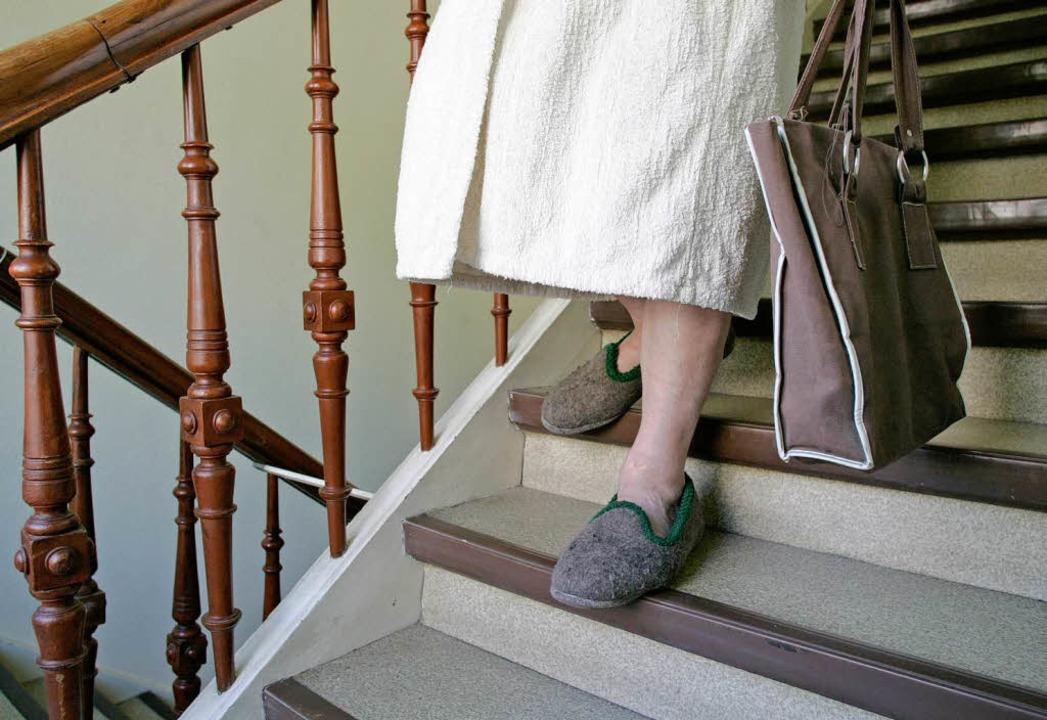 studie zur pflege viele angeh rige sind berfordert s dwest badische zeitung. Black Bedroom Furniture Sets. Home Design Ideas