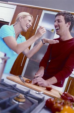 Kochen zu hause für andere