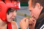 Fotos: Frauenboxen Meisterschaft in G�rwihl