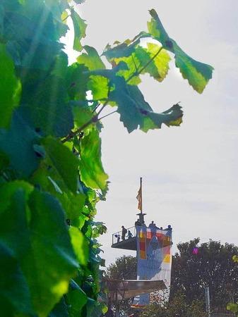 Kaiserbergfest unter dem Heubergturm f�r Jung und Alt