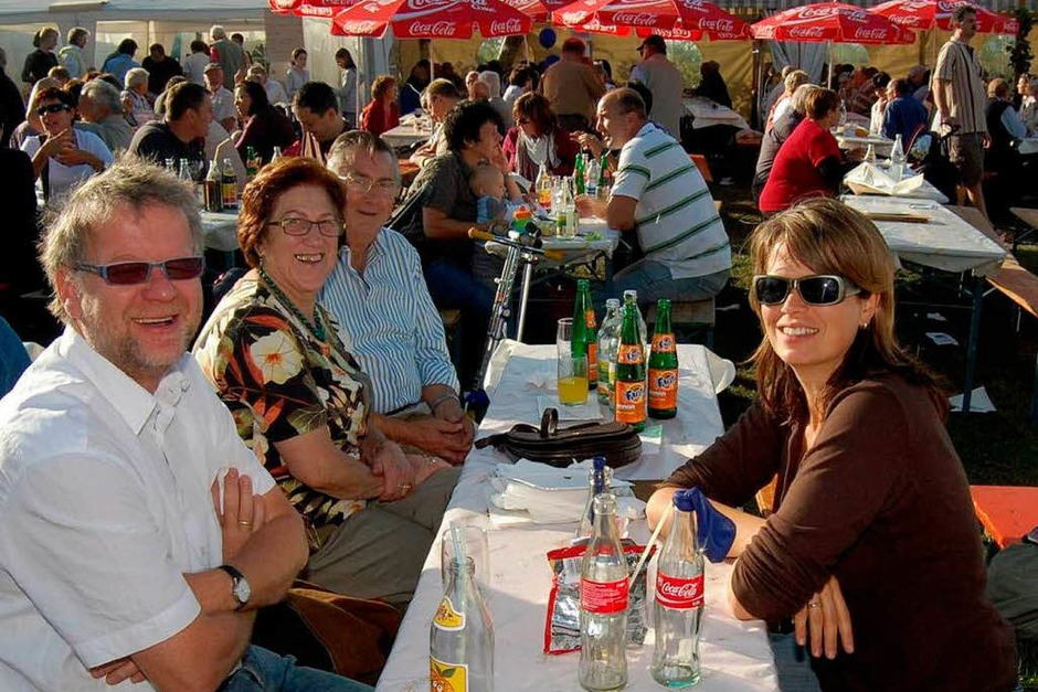 Kaiserbergfest unter dem Heubergturm für Jung und Alt (Foto: Stefan Merkle)
