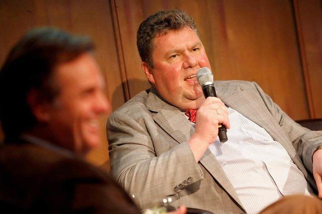 Fotos: BZ-Gespräch mit Christian Hodeige und Roland Mack in Rust