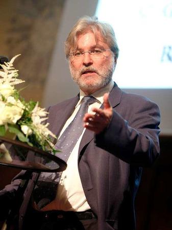 BZ-Chefredakteur Thomas Hauser