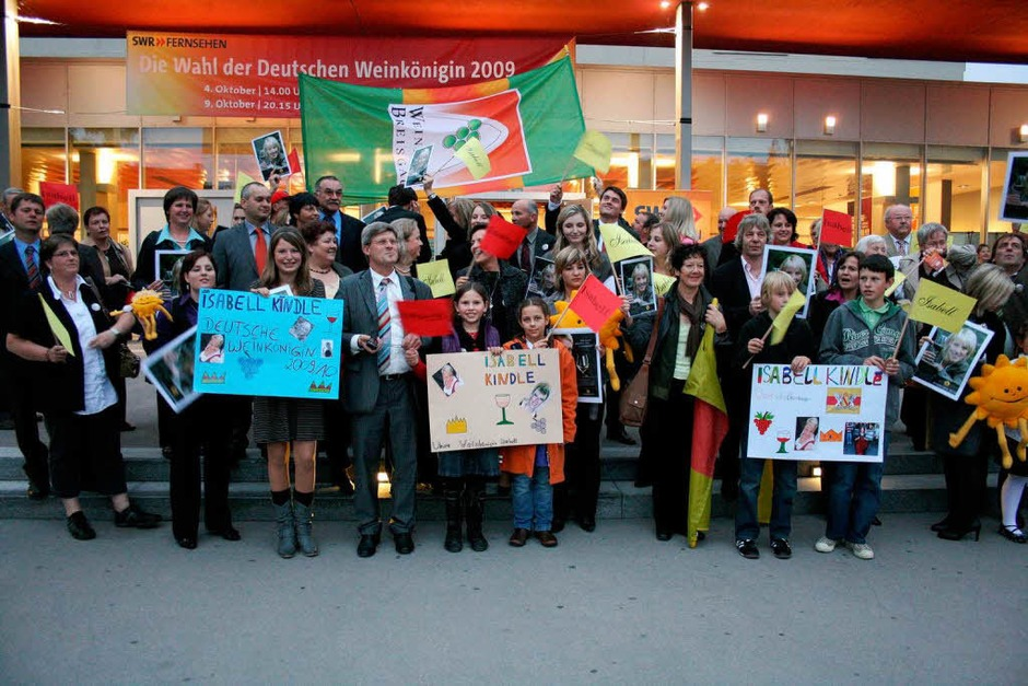 Die Fans aus Kippenheim (Foto: Theo WWeber)
