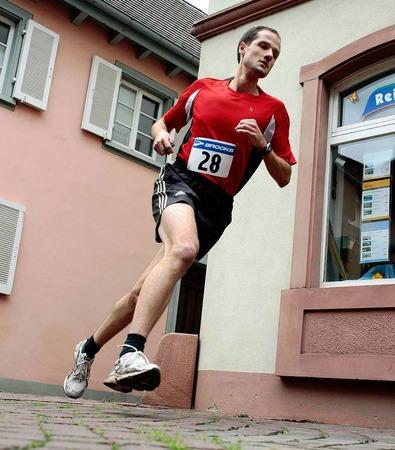 Impressionen vom 27. Ettenheimer Stadtlauf