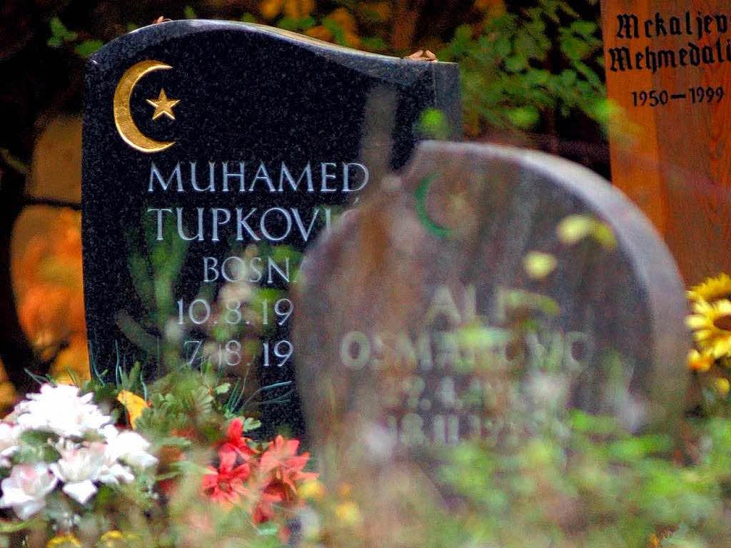 Friedhof für Moslems in Köln