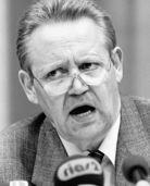 Berlins Senat war auf den Mauerfall 1989 vorbereitet