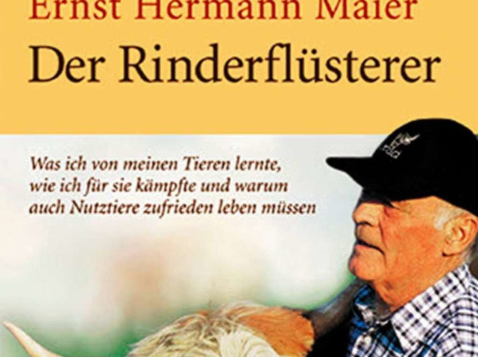 Maiers Philosophie zwischen Buchdeckeln.    Foto: -