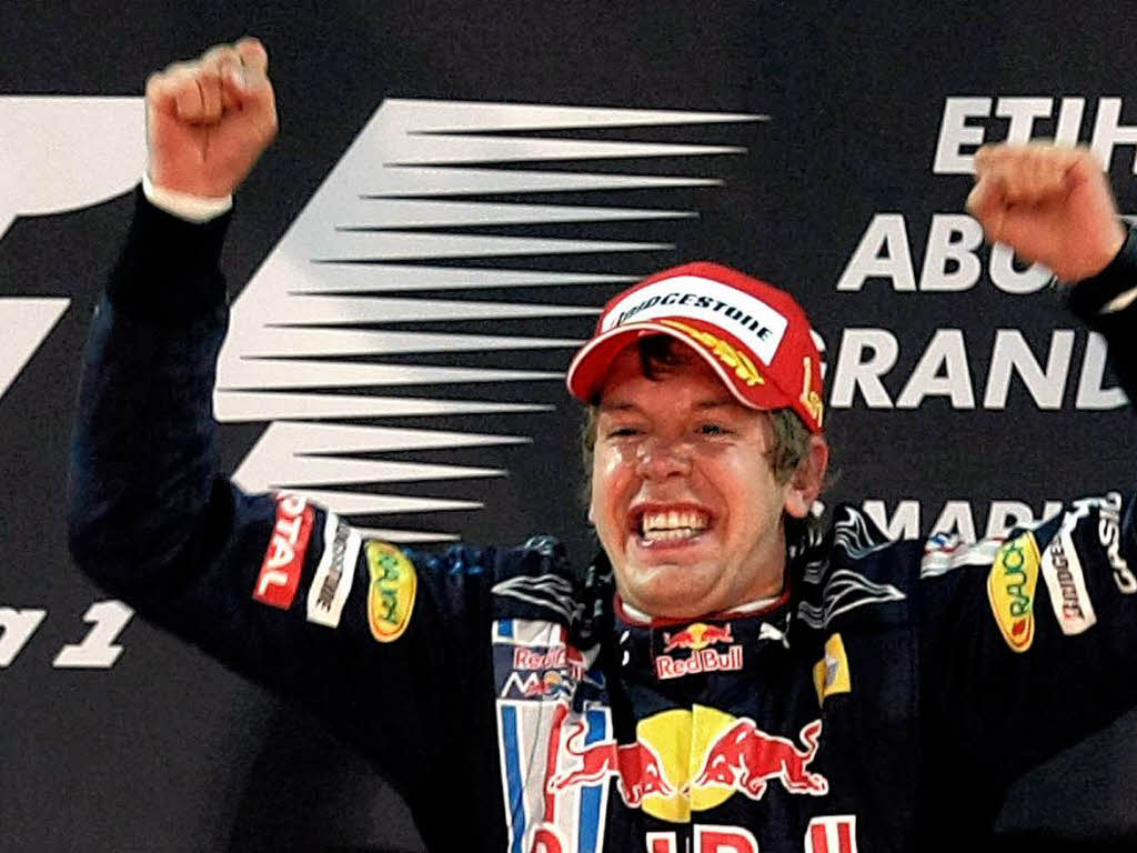 Vettel gewinnt Großen Preis