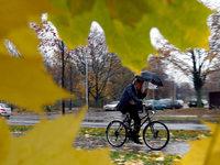 So kommen Radler sicher durch Herbst und Winter