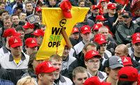 Neuer Kampfgeist in Opel-Werken