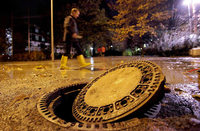 Wiesbaden: Das Wasser ist gestoppt