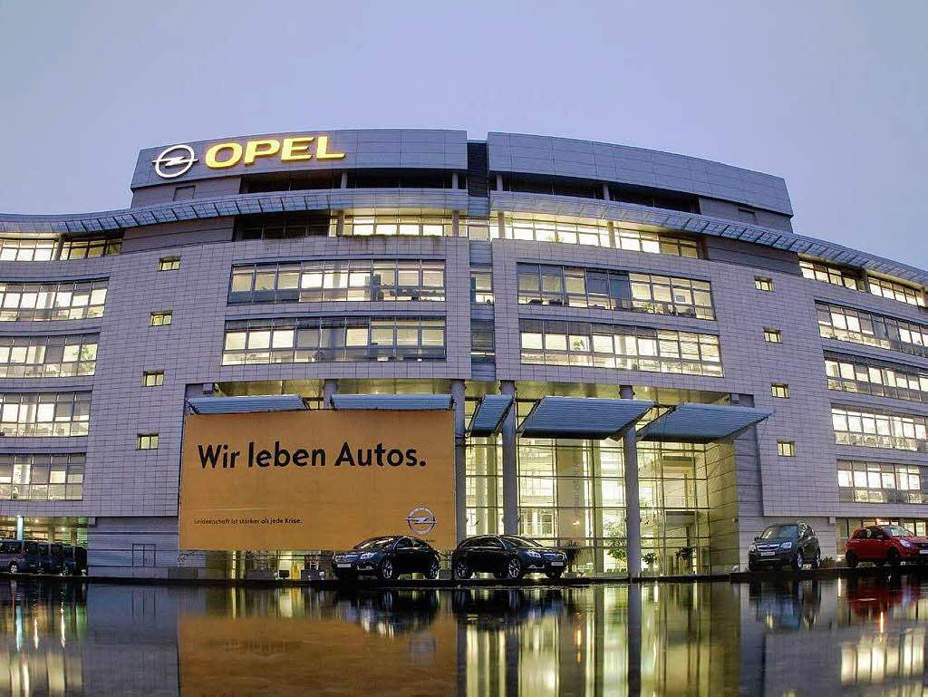 wirtschaft erfolg f r opel gm verlegt europa zentrale nach r sselsheim badische. Black Bedroom Furniture Sets. Home Design Ideas