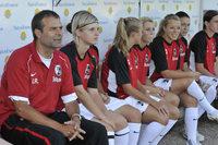 Edgar Beck neuer Trainer der SC-Frauen