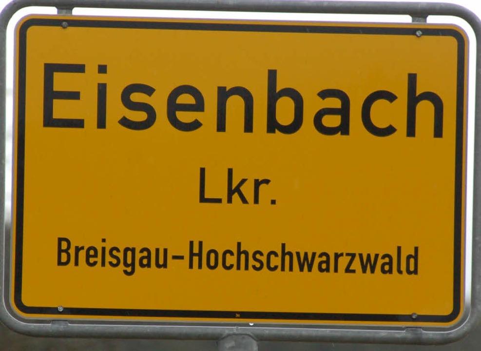 """Die Eisenbacher sind empört über die b...arstellung  in der """"Zeit"""".    Foto: Peter Stellmach"""