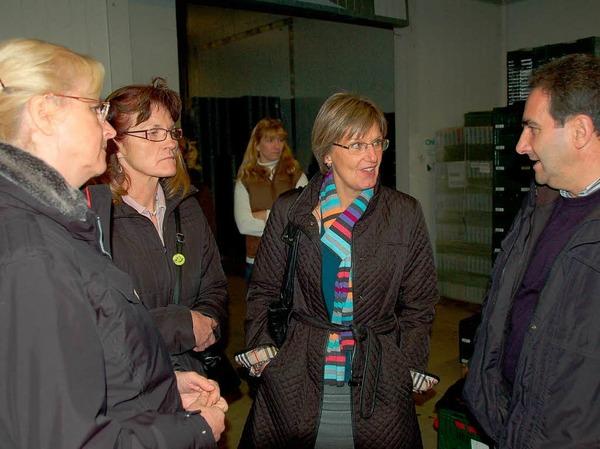 Gespr�ch mit Petra und Bruno Bohrer