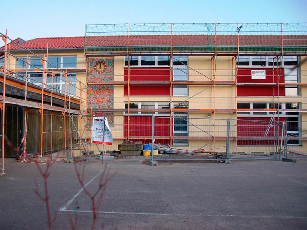 Energetische Sanierung der Alemannenschule