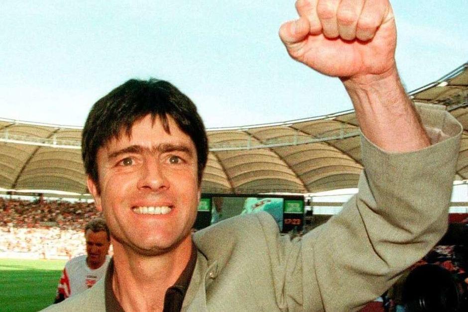 Joachim Löw: Cheftrainer bis 30. Juni 1998 (Foto: Bernd Weißbrod)