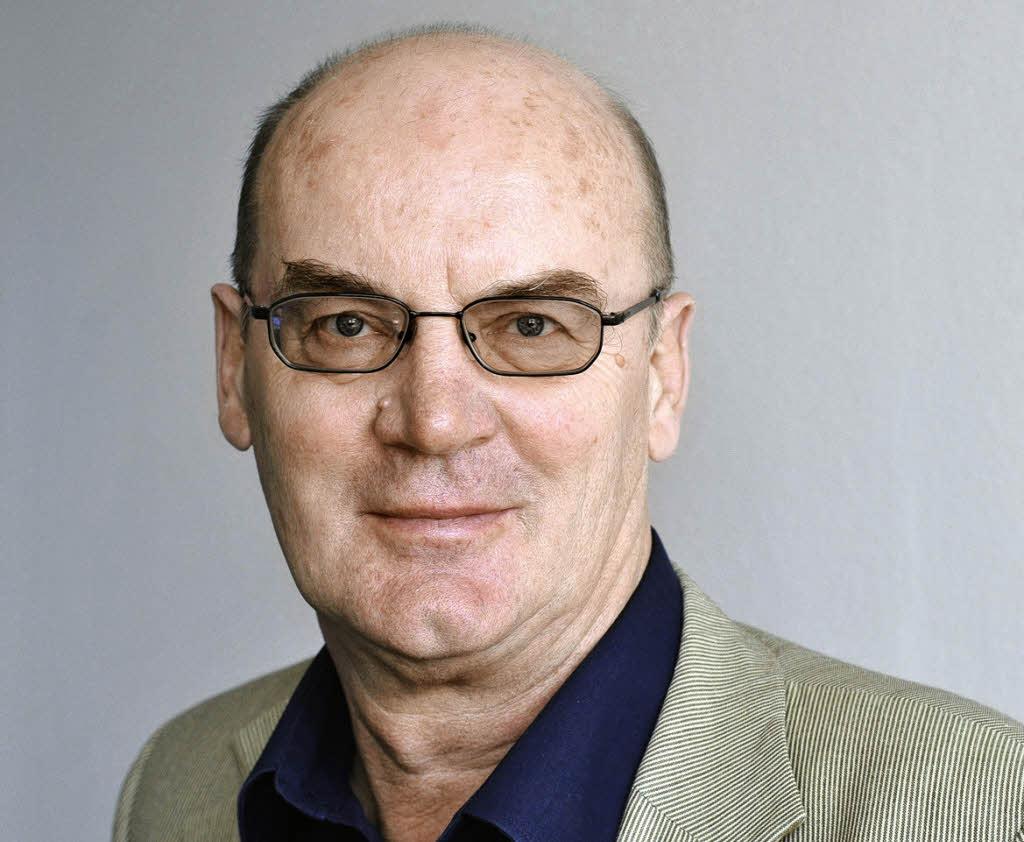 <b>Rolf Renner</b>, Germanistikprofessor und Vorsitzender des Frankreichzentrums an <b>...</b> - 23987762