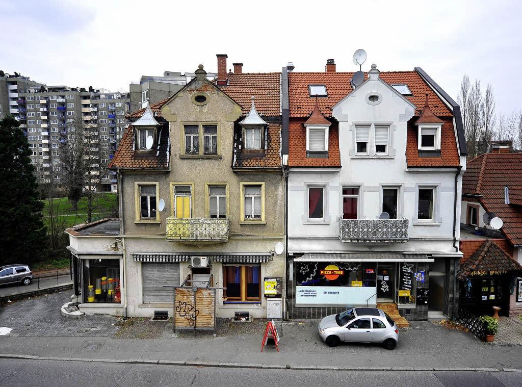 emp rung ber verfallende villa freiburg nord badische zeitung. Black Bedroom Furniture Sets. Home Design Ideas